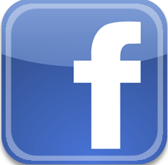 Facebook and twitter logo png 02094